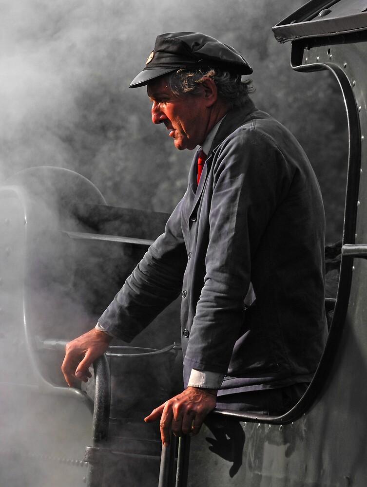 the train driver by dannybeath