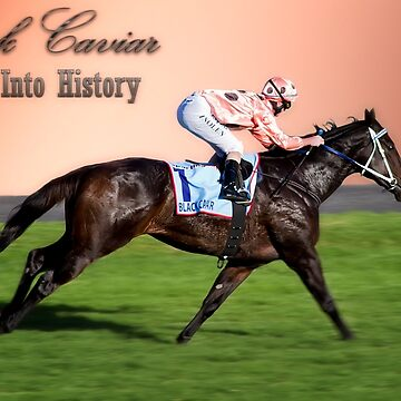 Black Caviar by ShannonRogers