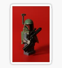 Fett Sticker