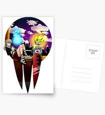 Maka und Seele! Postkarten