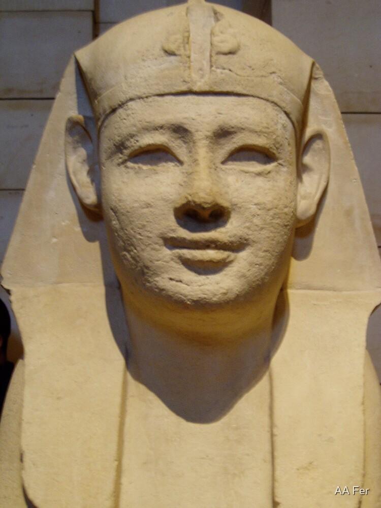Egypian Artifact by AA Fer