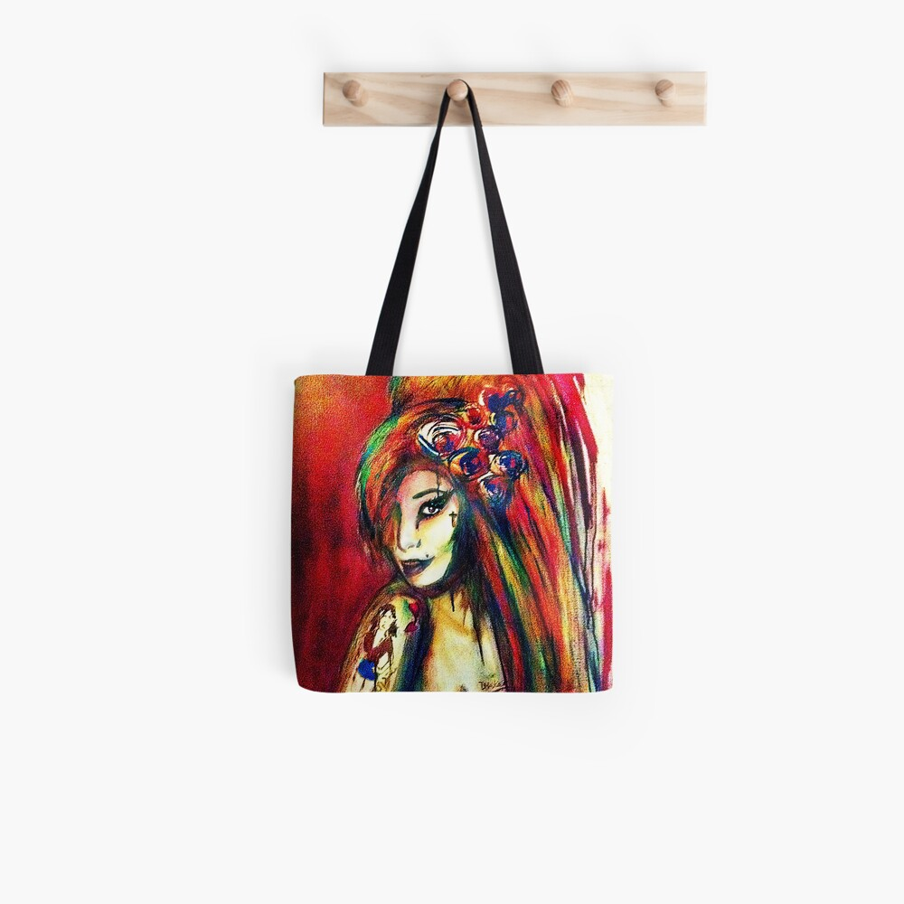 Amy: Love Is A Losing Game Tote Bag