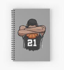 Duncan Spiral Notebook