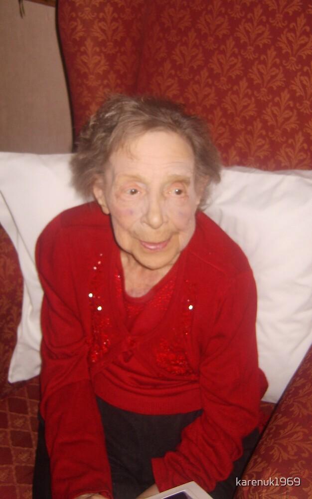 Remembering Nanna 1907-2007 by karenuk1969