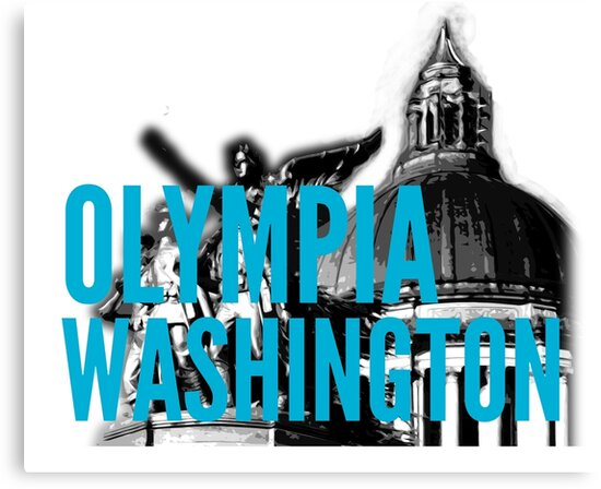 Olympia, WA by Jamey Davidsmeyer