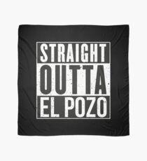 PUBG - Straight Outta El Pozo Scarf