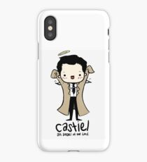 Angel of the Lord - Supernatural design - SPN iPhone Case/Skin