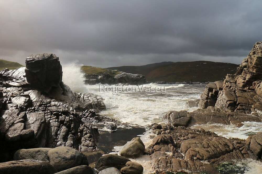 Storm over Strathan by RoystonVasey