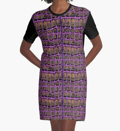 Princely COTY 2018 Graphic T-Shirt Dress