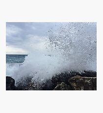 Ligurian Coast 2 Photographic Print