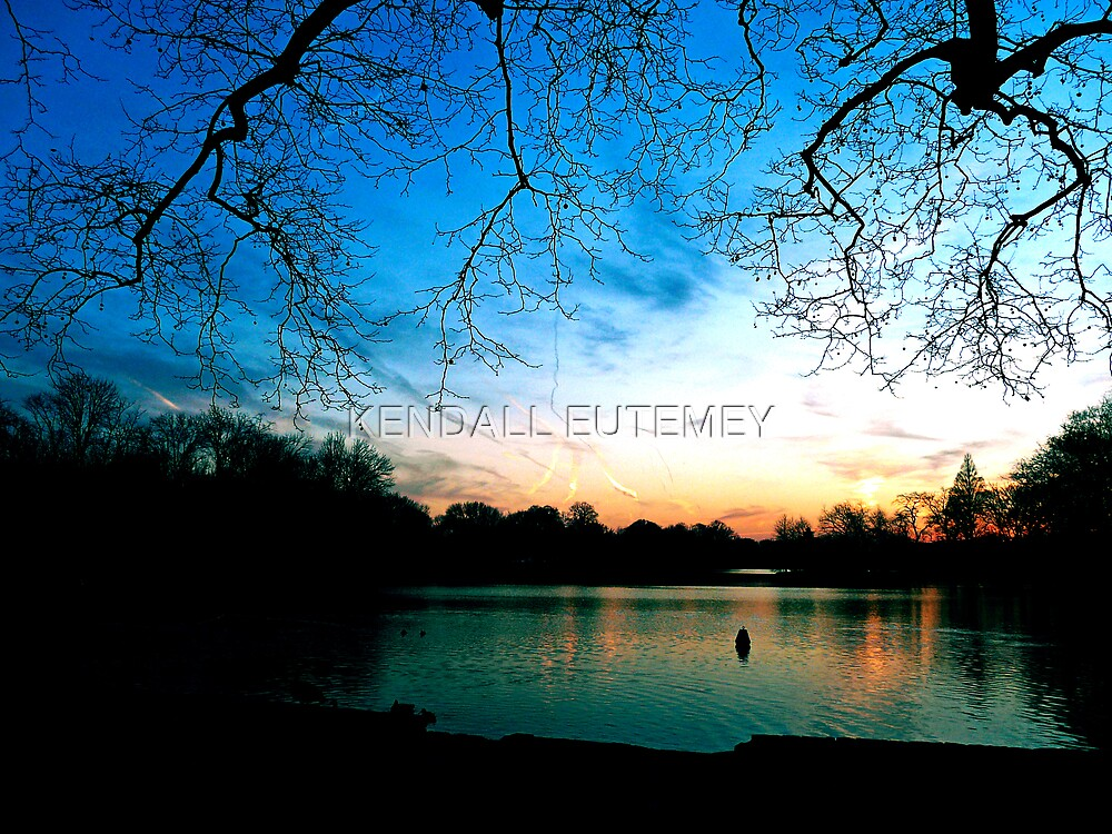 POND OF DREAMS by KENDALL EUTEMEY