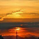 Sunset Horizon by JulieMaxwell