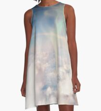 Cloud Walker A-Line Dress