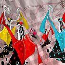 Fair in Andalusia by Dulcina