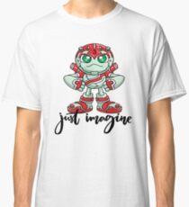 "Robobot ""Off to Mars"" / Three / Just Imagine Classic T-Shirt"