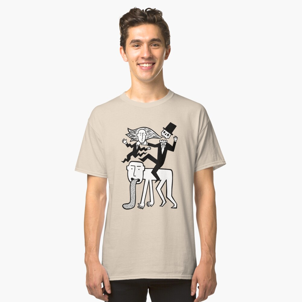 A hell of a ride Classic T-Shirt