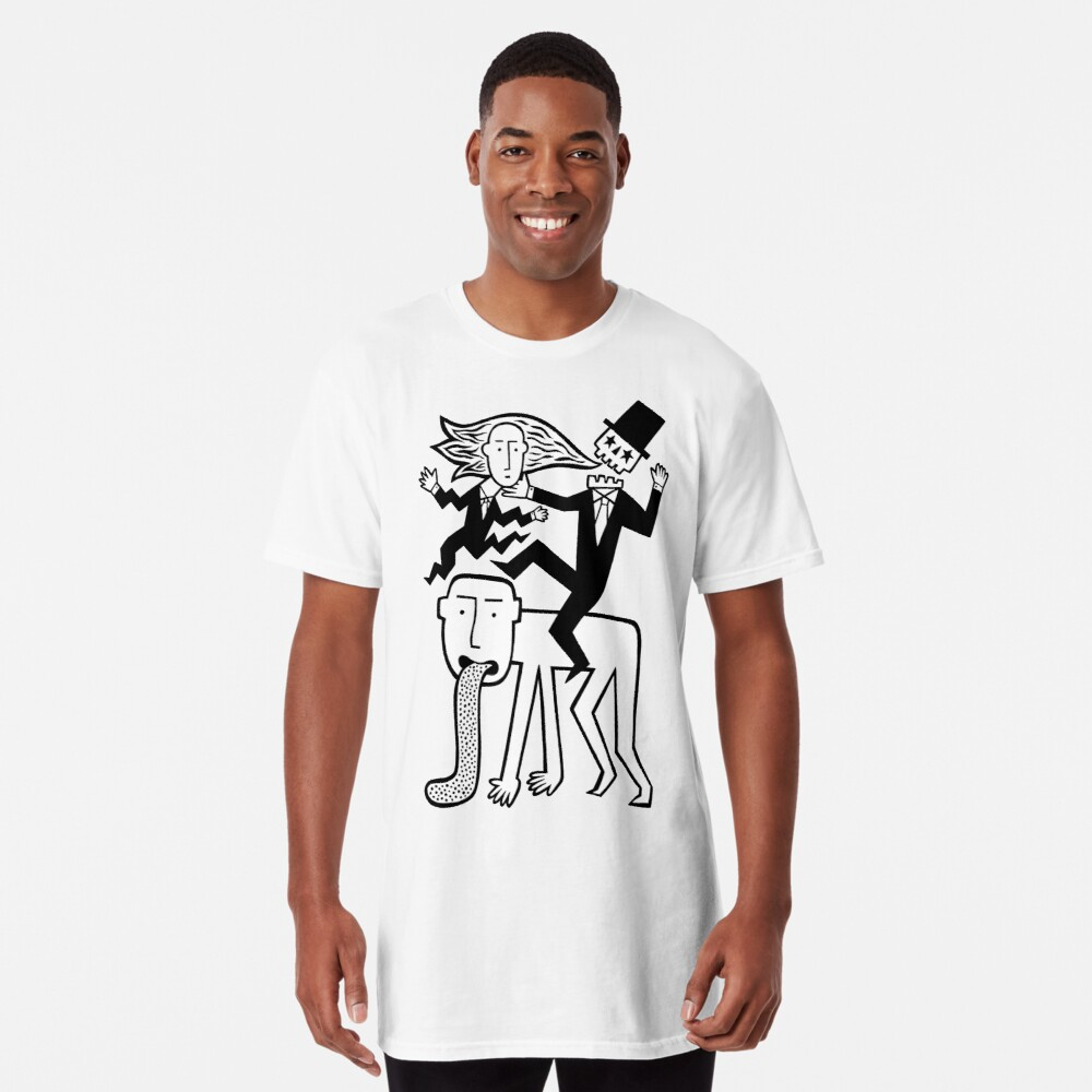 A hell of a ride Long T-Shirt