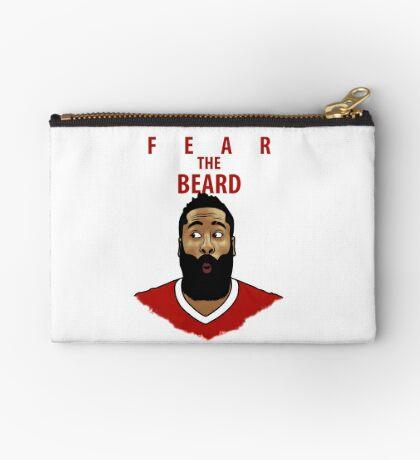 Fear the Beard Studio Pouch