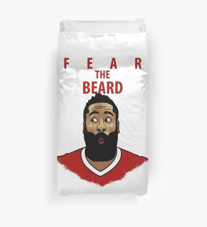 Fear the Beard Duvet Cover