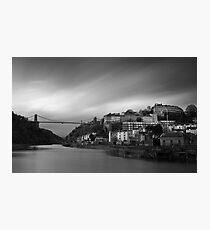 Cliffton suspension bridge Photographic Print