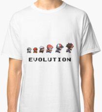 The Evolution of Pokemon Classic T-Shirt