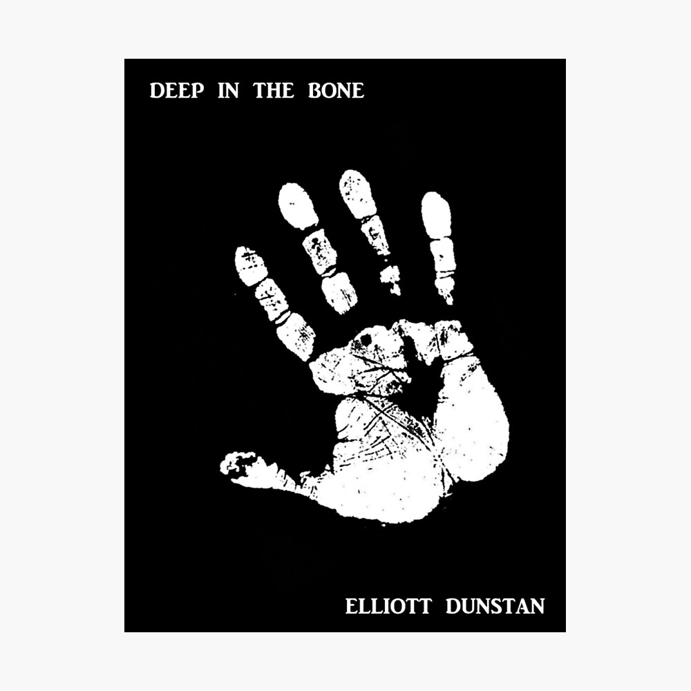 Deep in the Bone - Cover Image Photographic Print