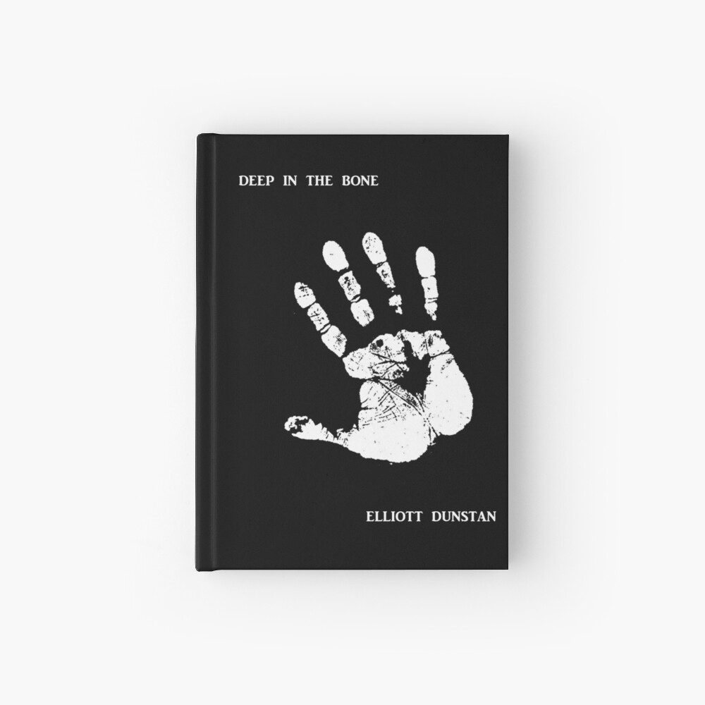 Deep in the Bone - Cover Image Hardcover Journal