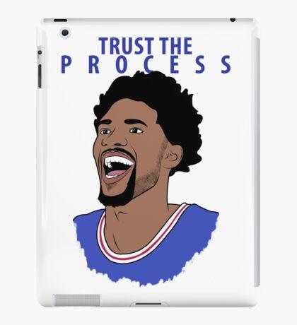 Trust the Process iPad Case/Skin