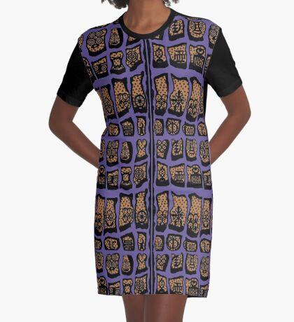 UV100 COTY 2018 Graphic T-Shirt Dress