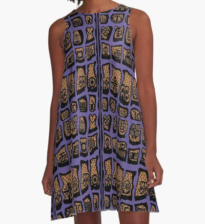 UV100 COTY  A-Line Dress