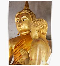 BUDDA koh samoi thailand 2008 Poster