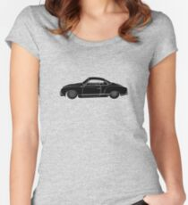 karmann ghia 1 Women's Fitted Scoop T-Shirt