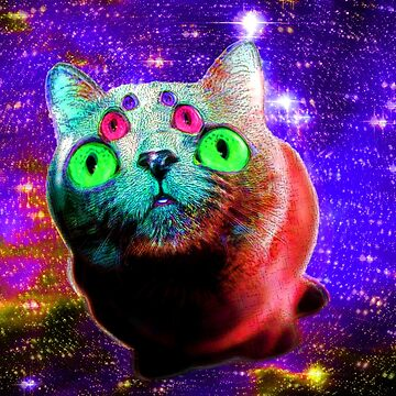 Acid Cat by lord-sativa