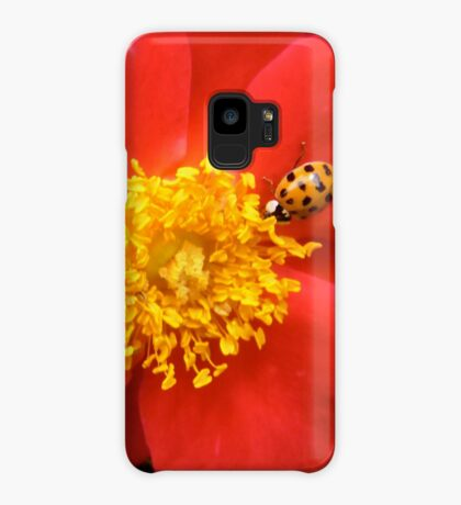 Governor General's Rose 8 - with a visitor Case/Skin for Samsung Galaxy