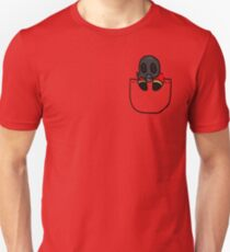 TeamFortress 2 Pocket Pyro (Red) Unisex T-Shirt