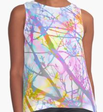 The Mist that Birthed the Rainbow Sleeveless Top