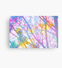 The Mist that Birthed the Rainbow Metal Print