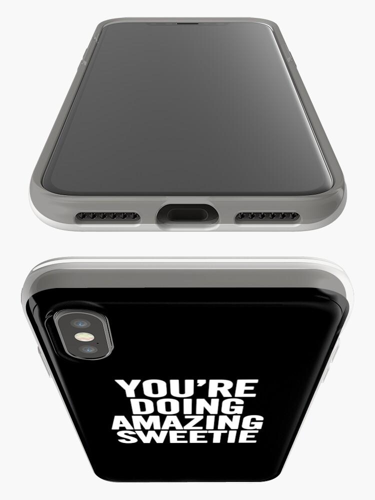 Vista alternativa de Funda y vinilo para iPhone Estás haciendo un amorcito increíble