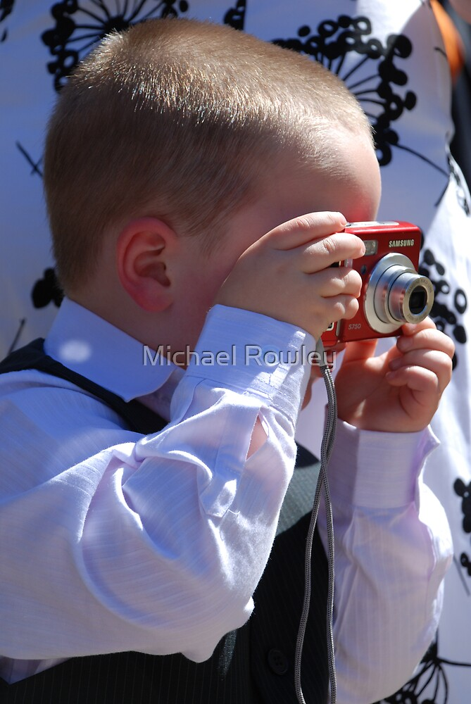 The Photographer by Michael Rowley