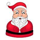 Santa- HO Ho Ho by archys Design