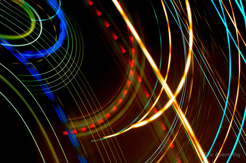 Painting With Light by Eric Abernethy