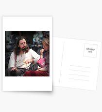 Open Sky Conversation Postcards