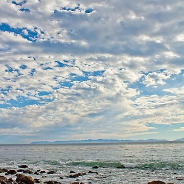 Sky, Sea and Shore by ReachOne