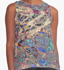 I Know You From Dreams Sleeveless Top