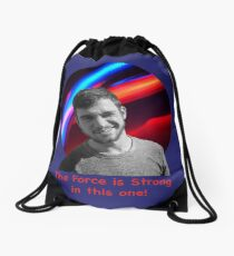 Strong Force Drawstring Bag