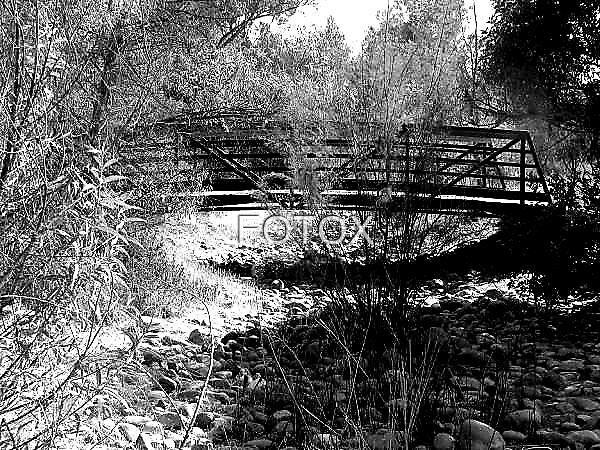 Bridge to Nowhere by FOTOX