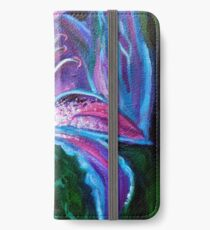 Stargazer Lily iPhone Wallet/Case/Skin