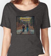 Adventures in babysitting Dustin Steve Harrington babysitter Netflix Stranger Things Joe Keery Women's Relaxed Fit T-Shirt