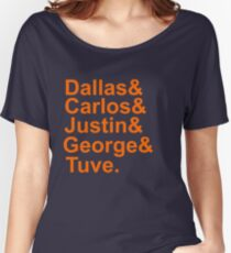 H-TOWN CORE Women's Relaxed Fit T-Shirt