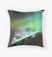 Glandeves Diana F+ Splitzer Throw Pillow